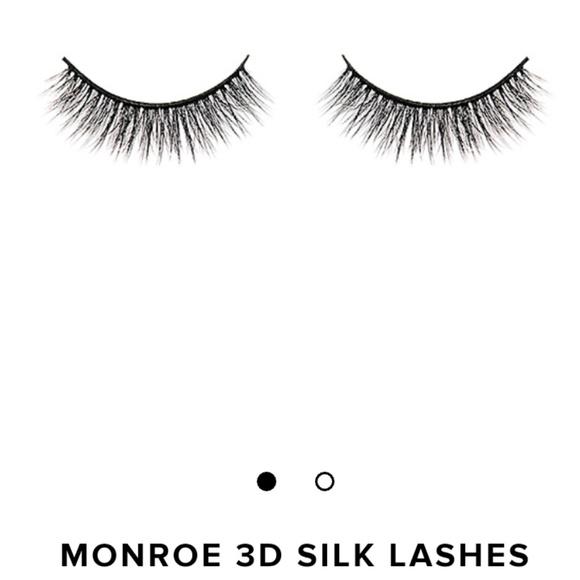 88675272ae3 BATTINGTON Makeup | New Monroe 3d Silk Lashes | Poshmark